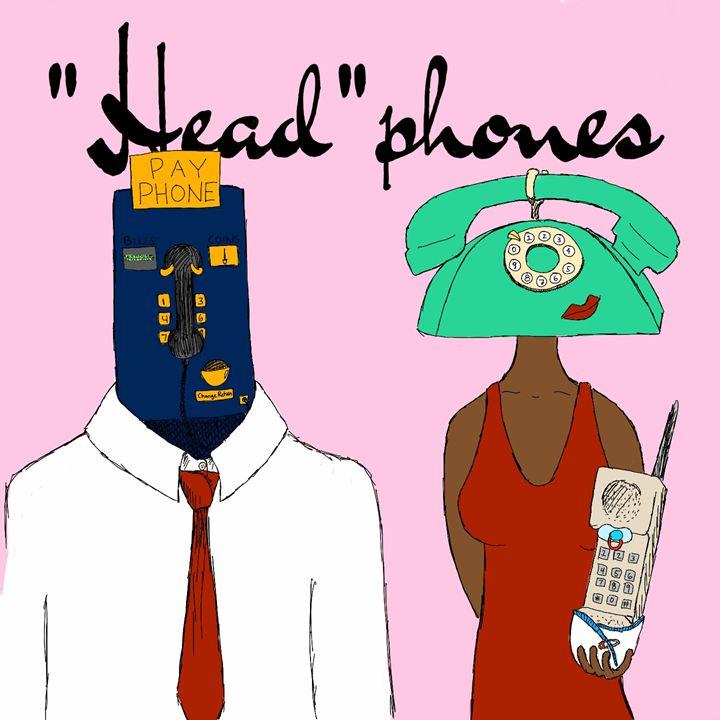 """""""Head""""Phones - Studio Pan"""