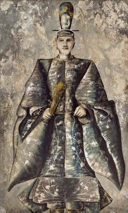 Hirohito Batik by Dior Vargas - Esteban