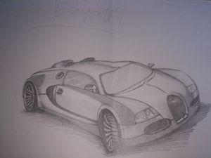 the magnificent Bugatti Veyron - Dragon