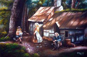 Grandfather's Cabin