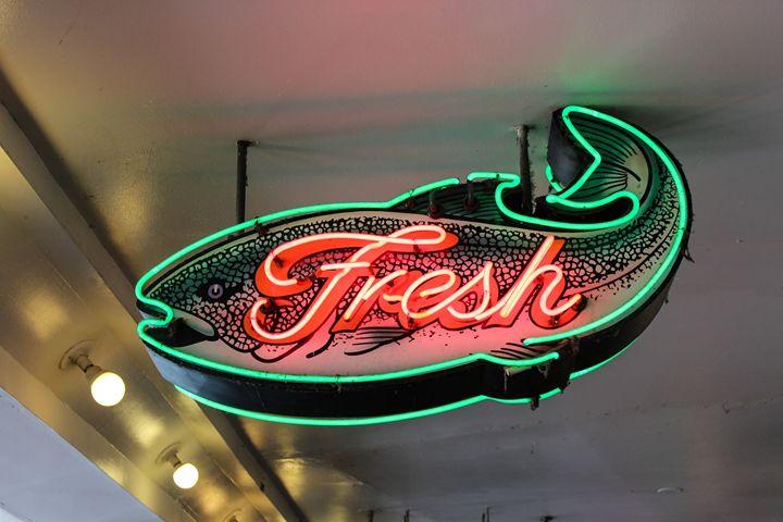 Seattle Fish Market 1 - 727 Jazz & Co