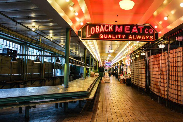 Seattle Fish Market 3 - 727 Jazz & Co