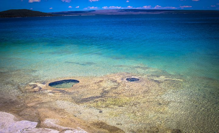 Geyser Pools of Yellowstone 7 - 727 Jazz & Co