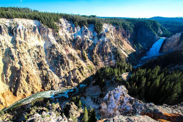 Little Grand Canyon at Yellowstone 3 - 727 Jazz & Co