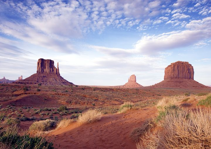 Monument Valley View - FASGallery/ArtPal