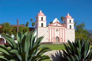 Mission Santa Barbara - FASGallery/ArtPal
