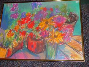 Frank Blume,Virginia's Flowers
