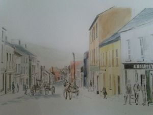Old Letterkenny Co Donegal