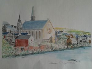 Old Presbyterian Church Strabane
