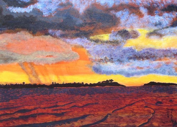Colourful Storm - Chris Hiles