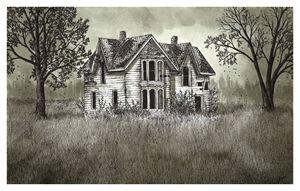 Abandoned Guyitt House - Jonathan Baldock
