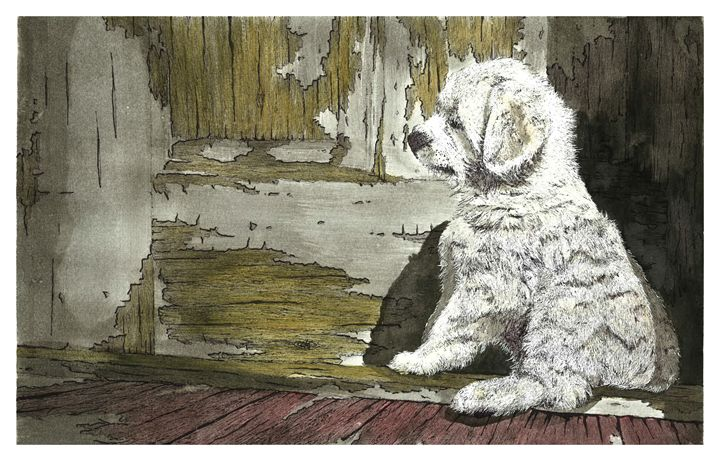 Puppy Dog - Jonathan Baldock