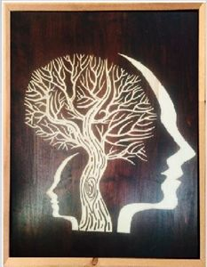 Man Tree Art