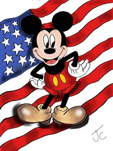 Mickey independence day