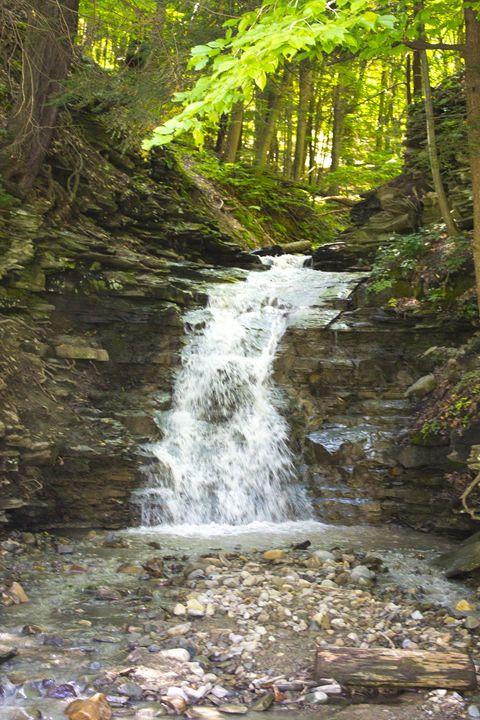 Letchworth Waterfall, NY - Harrison Setzler