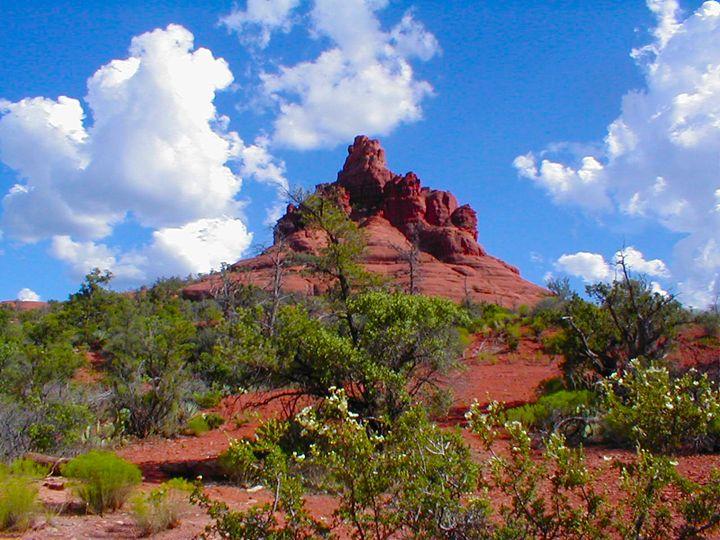 Bell Rock, Sedona, Arizona - Harrison Setzler