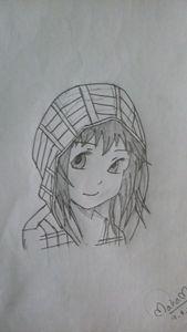 12 yrs old girl drawings