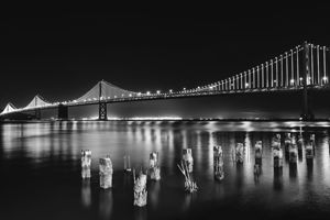 Night by the Bay