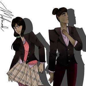 Akemi & Rai Milae