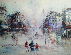 An Untitled Winter Scene