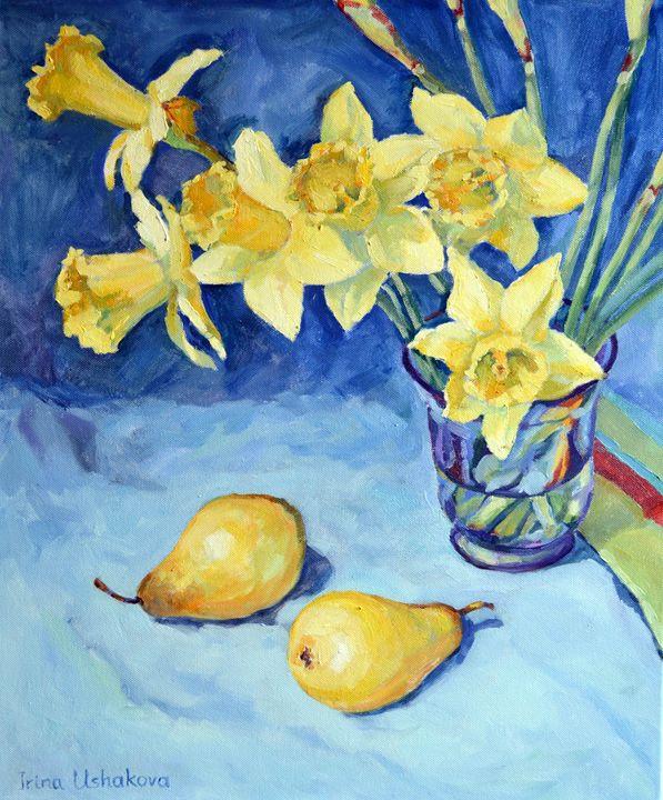 Daffodils. - Irina Ushakova