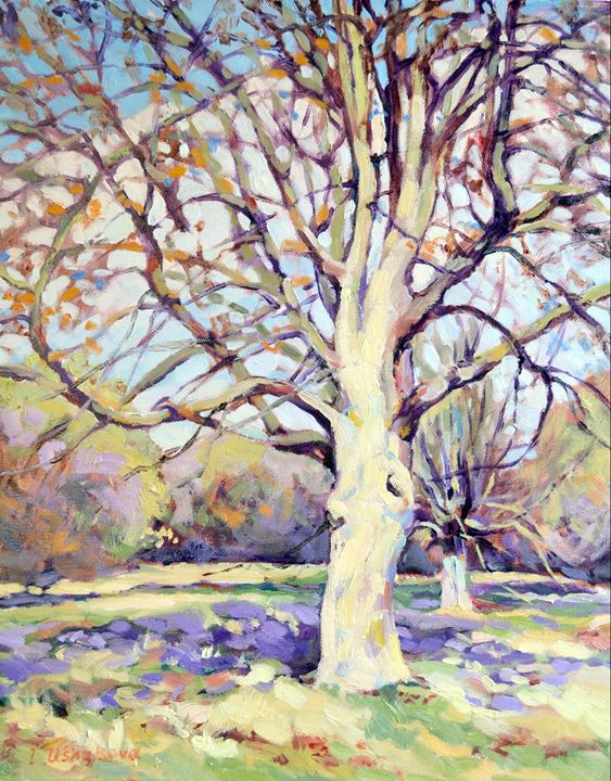 Trees - Irina Ushakova