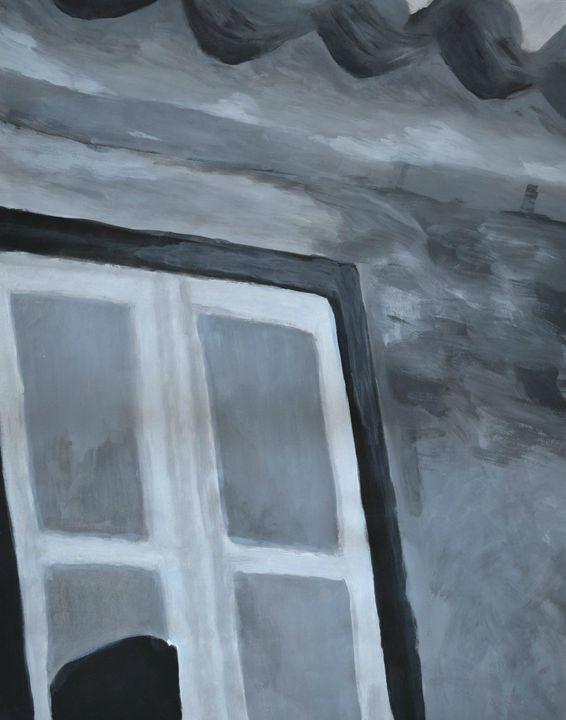 window - Clara Dias