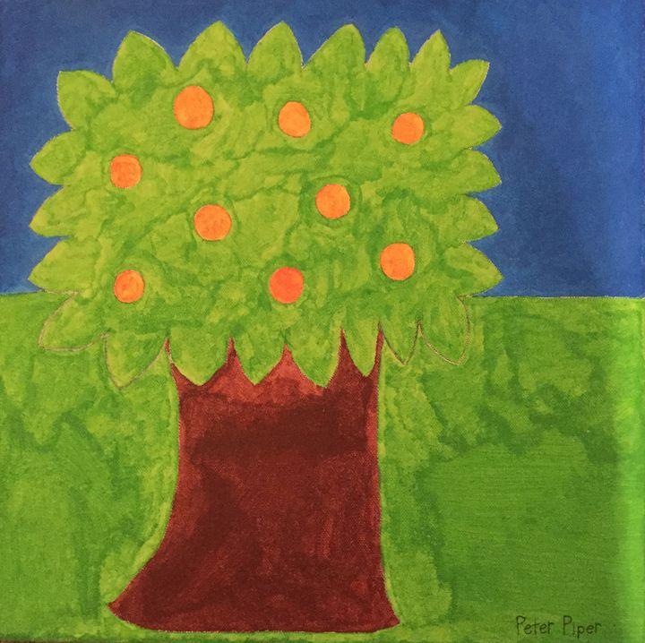 Orange Tree - Peter Piper