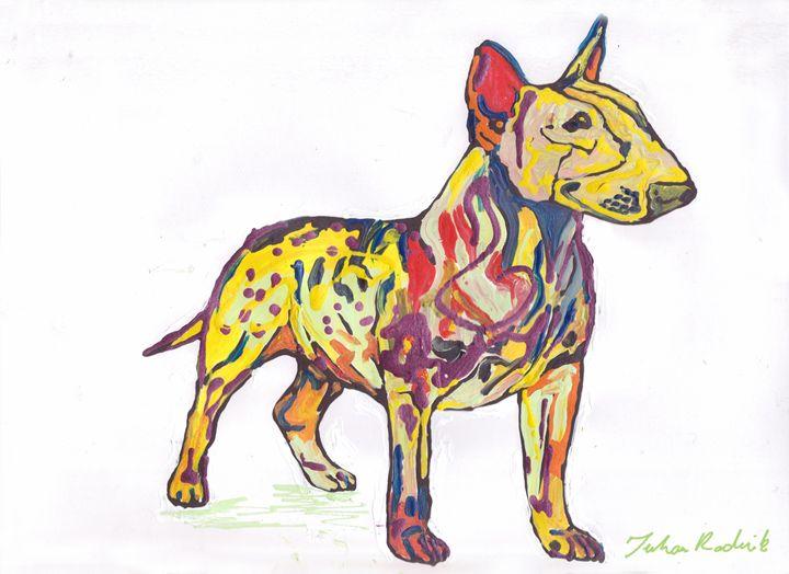 Bull Terrier - Juhan Rodrik