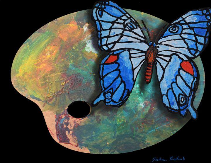 Butterfly Off The Palette - Juhan Rodrik