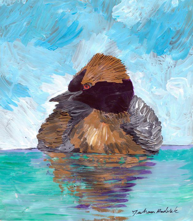Bird On Water - Juhan Rodrik