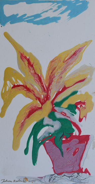 Pot Plant - Juhan Rodrik