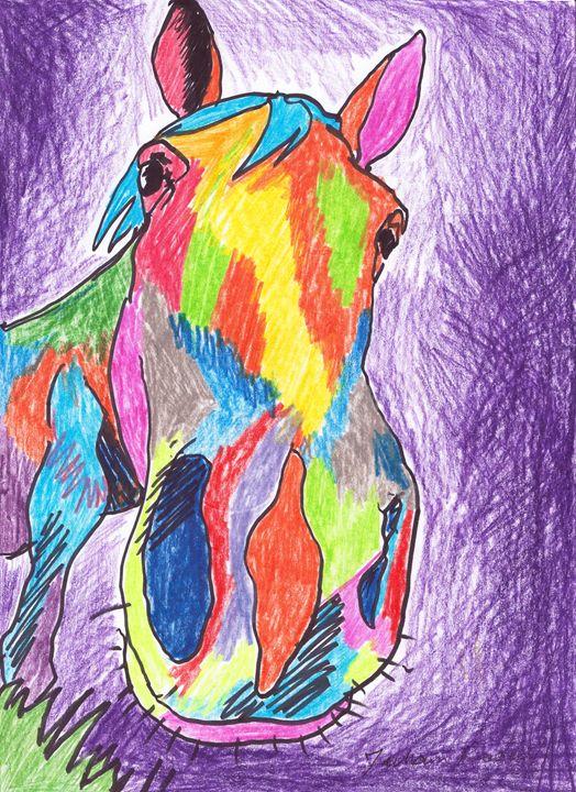 Nosy Colors - Juhan Rodrik