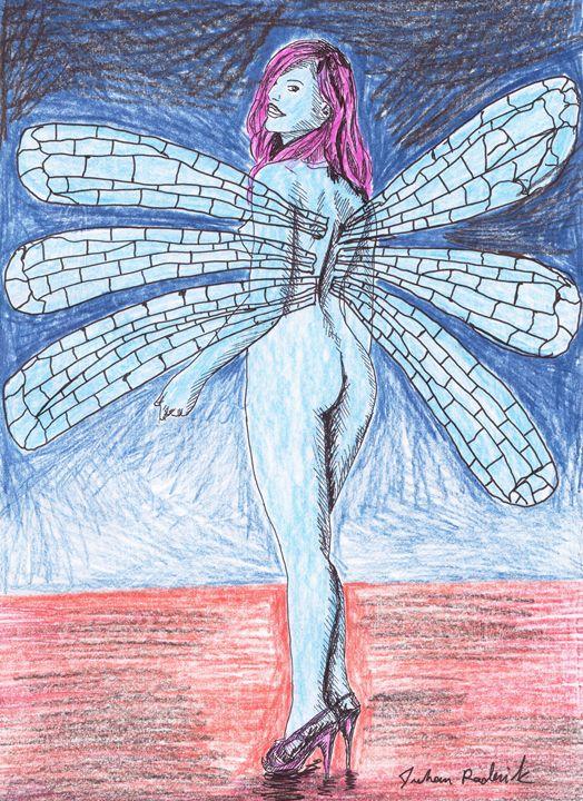 Blue Fairy - Juhan Rodrik