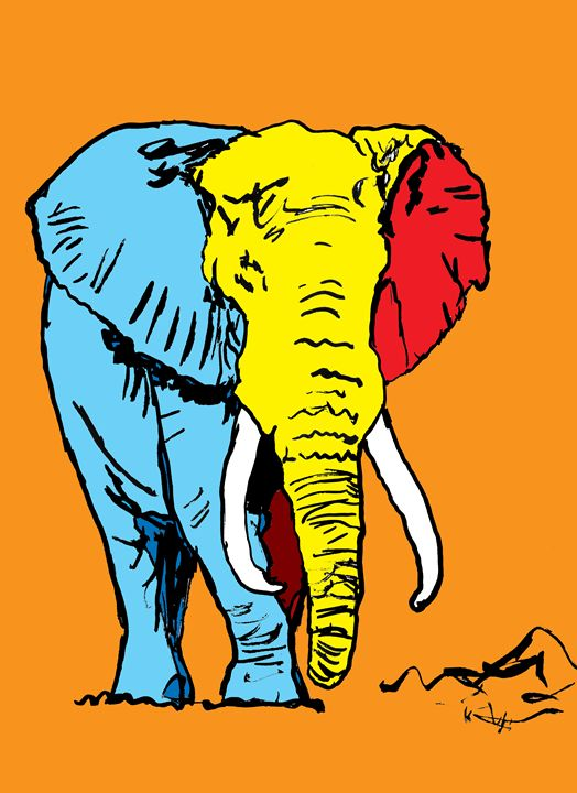 Elephant - Juhan Rodrik