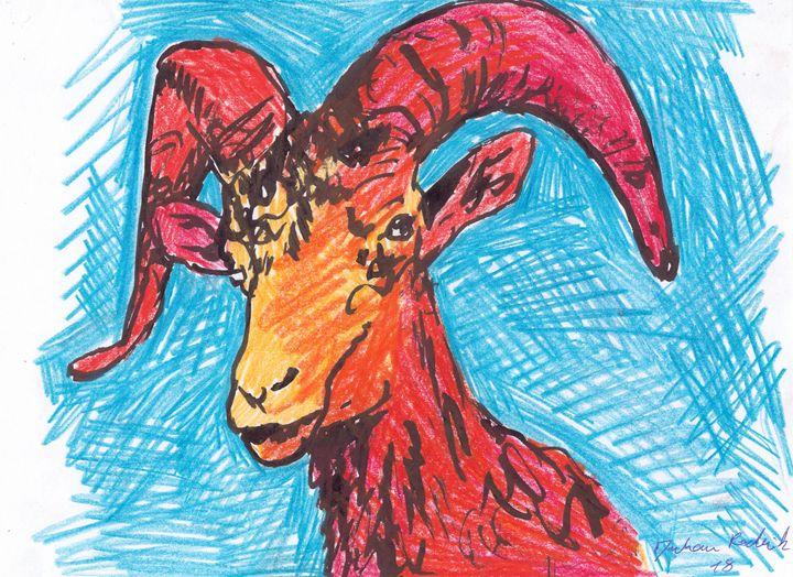 Red Ram - Juhan Rodrik