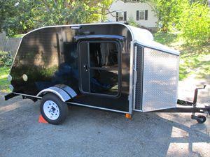custom teardrop camper