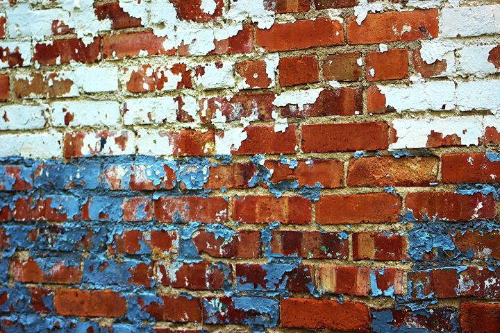 Paint Chips and Brick 2 - Kruse Otto