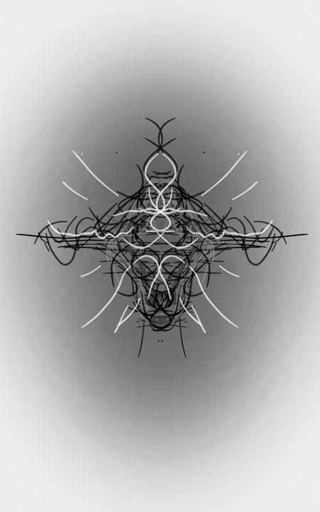Abstract - Calvin Sims arts