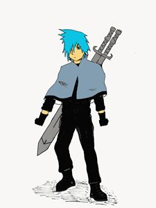 Character1 Unframed