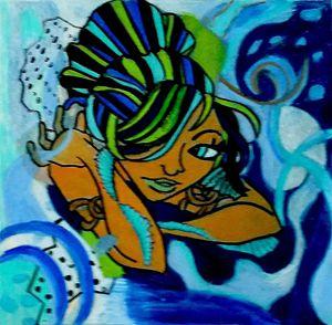 Pisces Princess - Jazzy Bear Arts