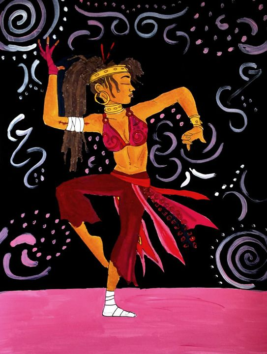 Sustah Girl Brazilian Dance - Jazzy Bear Arts