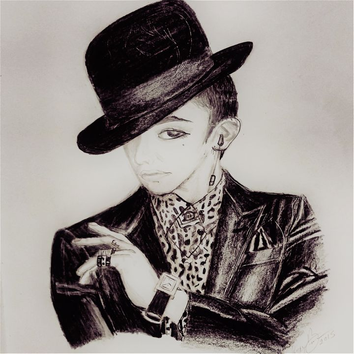 G-Dragon Model 1 - Jazzy Bear Arts