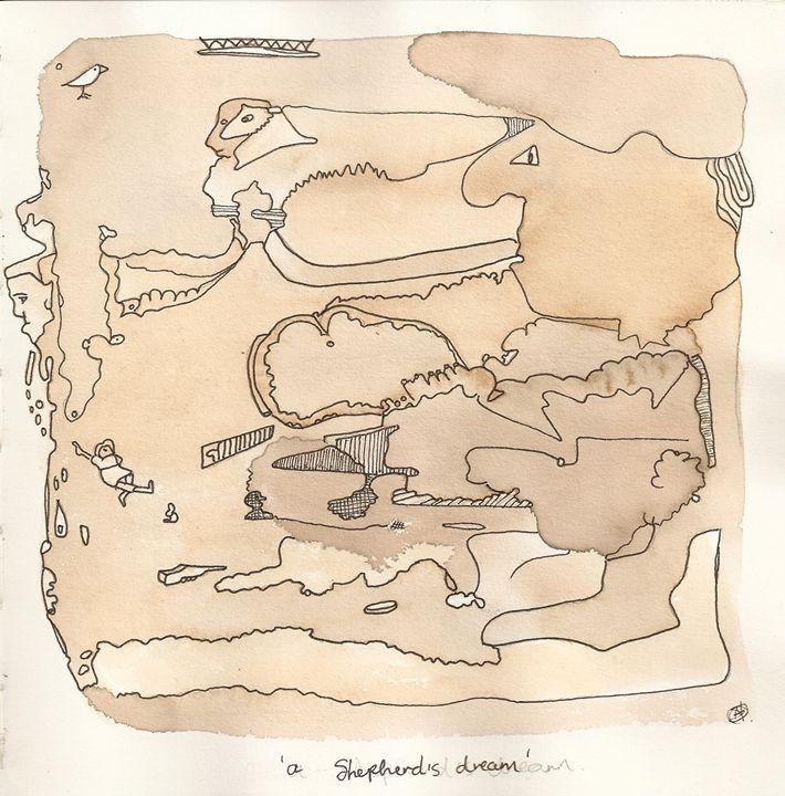 A shepherd's dream - Bruco Designs