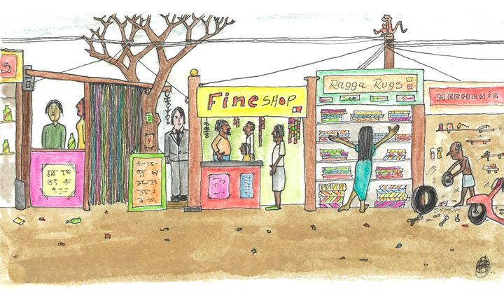 Fine shop - Bruco Designs