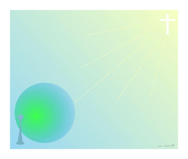 Jesus Light of the World - Jan Todd