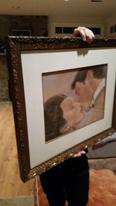 The Kiss by Jane Seymour
