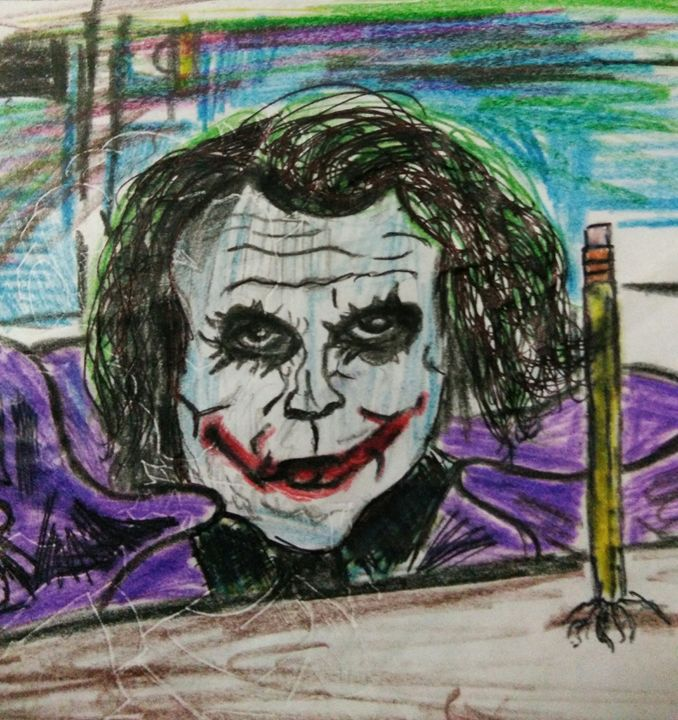 Joker magic trick - GTS Arts