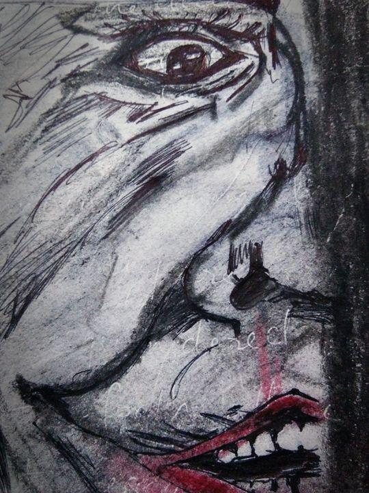 Joker bloody joker - GTS Arts