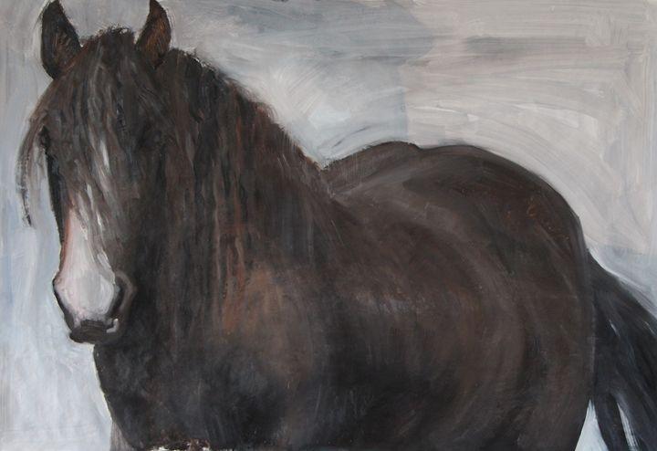 Le Cheval d'Orgueil - Nicole Le Groumellec
